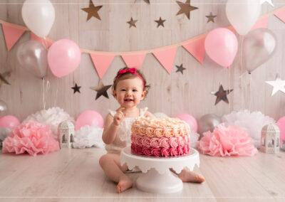 Smash The Cake & Splash